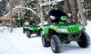 ATV Adventure Tours - Barrie: C$59 for a One-Hour Guided Private ATV Presidential-Package Tour from ATV Adventures (C$119 Value)