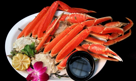 Seafood for Dinner at DiNardo's Famous Seafood (Up to 42% Off). Two Options Available.