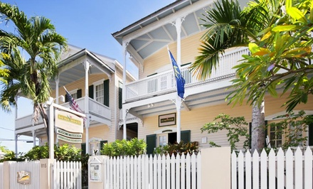 Stay with Daily Parking at Duval House in Key West, FL; Dates into March Available