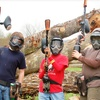 Up to 90% Off Paintball Adventure