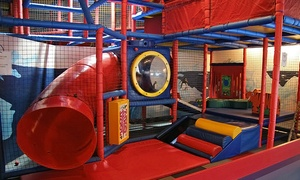 Kid Concepts: Punch Card for 5 or 10 Play Sessions at Kid Concepts (Up to 42% Off)