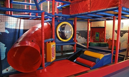 5 or 10 Indoor Play Sessions at Kid Concepts U.S.A. (Up to 42% Off)