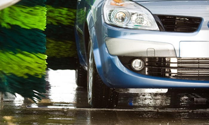 Richie's Express Carwash - Multiple Locations: $21 for Six Express Car Washes at Richie's Express Carwash ($42 Value)