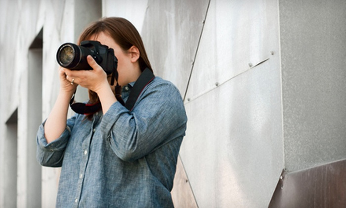 Lifestyle Portrait - Fort Worth: Professional Photography Class for One or Two at Lifestyle Portrait (Up to 89% Off)