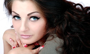 Always Beautiful! Permanent Cosmetics: Permanent Eyebrow Filler or Eyeliner at Always Beautiful! Permanent Cosmetics (Up to 58% Off)