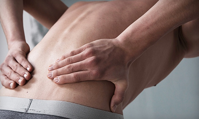 Barnes Chiropractic - Perinton: Chiropractic Package with One or Three Adjustments at Barnes Chiropractic (Up to 84% Off)
