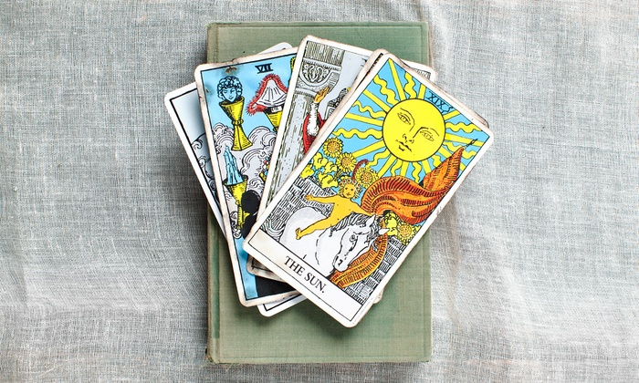Psychic Readings By Jace - Psychic Readings By Jace: One, Two, or Three Tarot-Card Readings or One Two-Person Reading at Psychic Readings By Jace (75% Off)