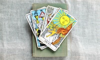 Tarot Card Reading by Phone or Email with Irish Tarot (Up to 75% Off)