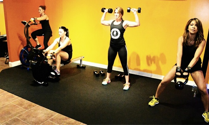 The HitFit Gym - The HITFIT Gym: One- or Three-Month Membership at The HitFit Gym (54% Off)