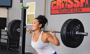CrossFit Willow Glen: One- or Two-Month Membership to CrossFit Willow Glen (Up to 74% Off)