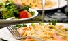 Jimmy's of Chicago - Gilbert: $16 for $30 Worth of Italian Cuisine at Jimmy's of Chicago