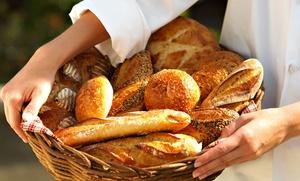 Curso de elaboración de pan para 1 o 2 personas desde 16,90 €