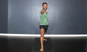 Yoga Belly San Jose: $39 for 30  Days of Unlimited Yoga Belly and YBX Classes at Yoga Belly San Jose ($140 Value)