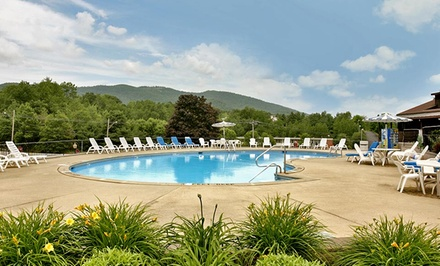 Groupon Deal: Stay at Best Western of Lake George in the Adirondacks, with Dates into September