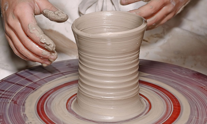 Martin Galleries - Kingwood: Three-Hour BYOB Clay Pottery Workshop for 2, 4, or 10 at Martin Galleries (Up to 51% Off)