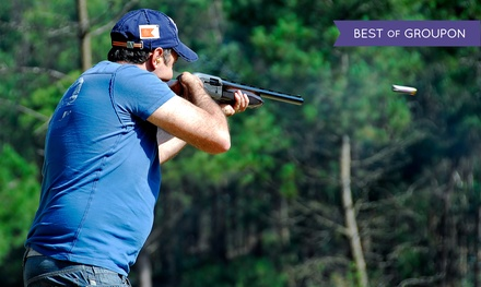 Beginners' Rifle or Handgun Shooting-Range Package with Instruction at Silverdale Gun Club (52% Off)