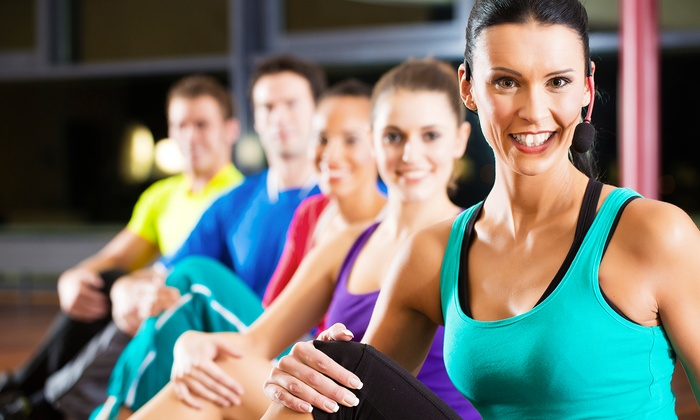CATZ of Long Island - CATZ Long Island: Month of Fitness Sessions or 8 Adult Fitness Sessions at CATZ of Long Island (Up to 74% Off)