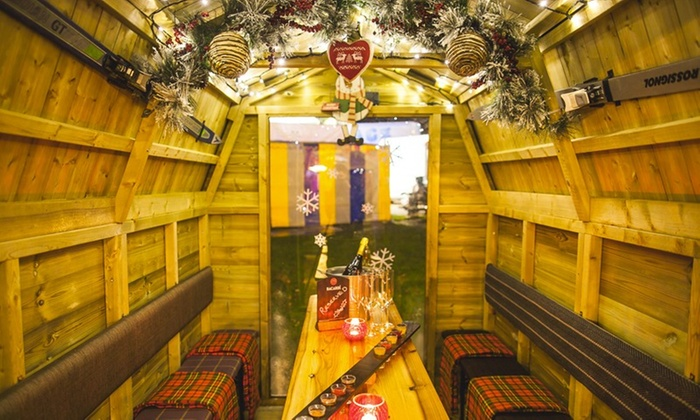 Chelmsfords Christmas Aprés Bar In Chelmsford Groupon