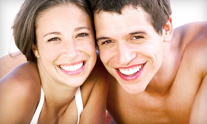 DaVinci of South Texas - McAllen: $79 for One 40-Minute DaVinci Teeth-Whitening Treatment at DaVinci of South Texas ($249 Value)