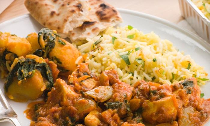 Navratan Fine Indian Cuisine - Penticton: $15 for $30 Worth of Indian Cuisine at Navratan Fine Indian Cuisine