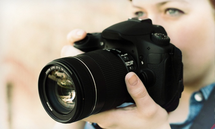 Fotoskool - Vandalia: Two-Hour Beginner or Intermediate Photography or Photo-Editing Class for One or Two at Fotoskool (Up to 59% Off)