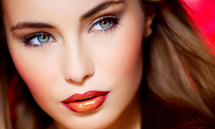 Gigi of Westport - Starting 5/20:: Eyebrow Shaping or Tinting, Lash Tinting, or Brow Shaping and Tinting with Eye Mask at Gigi of Westport (Up to 57% Off)