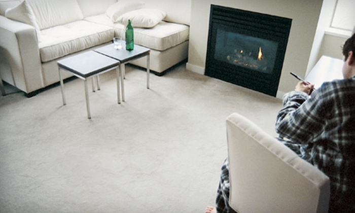 Capital City SteamClean - Tallahassee: $49 for Carpet Cleaning with Scotchgard Protection or a Pet Treatment from Capital City SteamClean (Up to $105 Value)