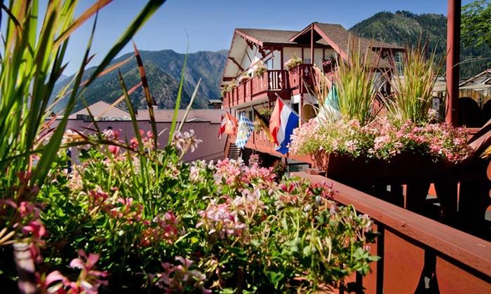 Obertal Inn - Leavenworth, WA: 1- or 2-Night Stay in a Two-Bedroom Townhouse with Daily Netflix at Obertal Inn in Leavenworth, WA