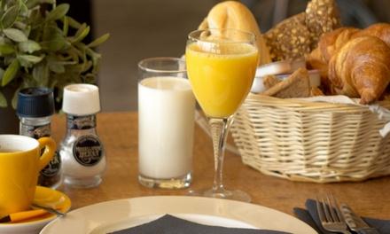 Luxe ontbijt/brunch voor 26 personen bij OCEANS Square Scheveningen