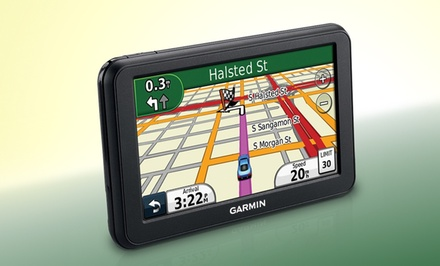 Garmin nüvi 40LM 4.3 In. GPS with Map Updates (Refurbished). Free Returns.