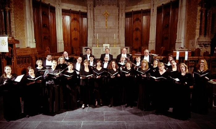 """Christmas with the Philadelphia Singers - Multiple Locations: """"Christmas with the Philadelphia Singers"""" for Two (Up to Half Off). Six Options Available."""