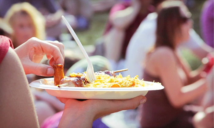 The Bite & Brew of Salem - Riverfront City Park: One-, Two-, or Three-Day Entry for Two, Four or Six to The Bite & Brew of Salem on July 26–28 (Up to 55% Off)