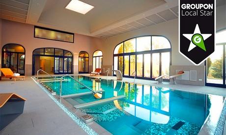 Circuito termal para dos personas con cava y opción a baño de hidromasaje desde 29,95 € Barceló Montecastillo Golf Spa Oferta en Groupon