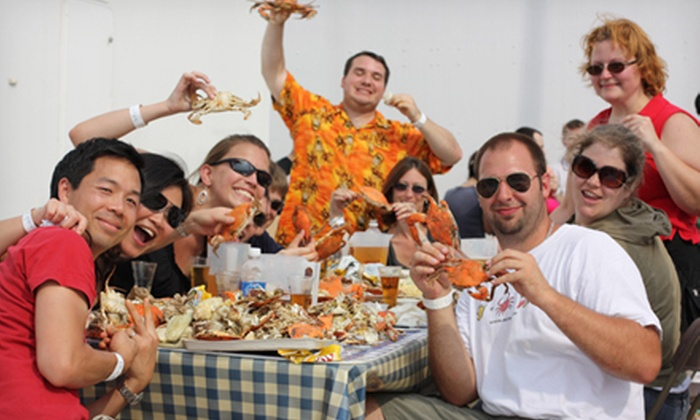 Chesapeake Crab & Beer Festival - Fort Washington: $32 for a Beer and Crab Samples at the Chesapeake Crab & Beer Festival on August 17 ($63 Value). Two Options Available.