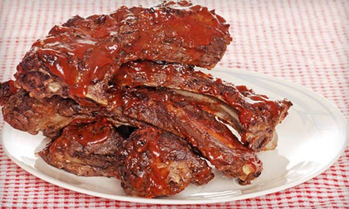 Ribshack BBQ - South Scottsdale: Barbecue Beef, Pulled Pork, and Wings at Ribshack BBQ (Up to 52% Off)
