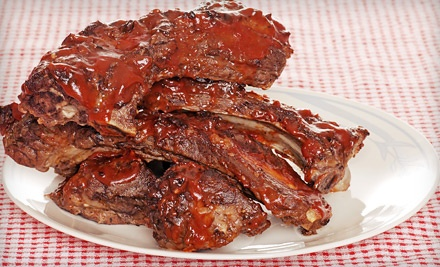 Barbecue Beef, Pulled Pork, and Wings at Ribshack BBQ (Up to 52% Off)