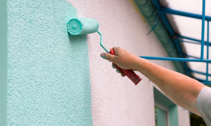 Meaut Home Solutions - Philadelphia: $165 for $300 Worth of Painting Services — Meaut Home Solutions