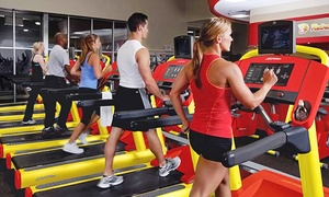 Retro Fitness of Carol Stream: One, Three, or Six Months of VIP Fitness Membership at Retro Fitness of Carol Stream (Up to 58% Off)