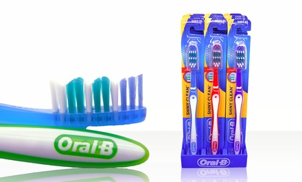 12-Pack of Oral B Toothbrushes