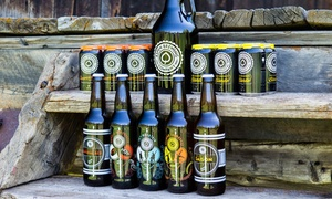 Aspen Brewing Company: Beer Tasting Experience for Two or Four People at Aspen Brewing Company (Up to 47%Off)