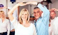 4 Wochen Tanzkurs für zwei Personen in der dance & events Tanzschule Mavius