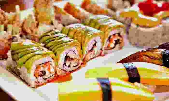 Kyoto Sushi Restaurant - Lincoln Park: Sushi and Japanese Cuisine at Kyoto Sushi Restaurant (Up to 51% Off). Two Options Available.