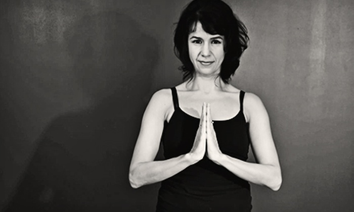 Yarrow Hot Yoga & Wellness Studio - Spokane: $49 for 10 Hot-Yoga Classes at Yarrow Hot Yoga & Wellness Studio (Up to $120 Value)