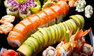 Kaneda: Sushi box da asporto con 50 o 100 pezzi misti da Kaneda (sconto fino a 74%)