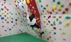 RockGymCliff - RockGymCliff: 【2,800円】パズルのような感覚で、壁を攻略≪ボルダリング1ヶ月通い放題・登り放題(シューズ、チョーク込)≫平日は22:30まで利用可 @RockGymCliff