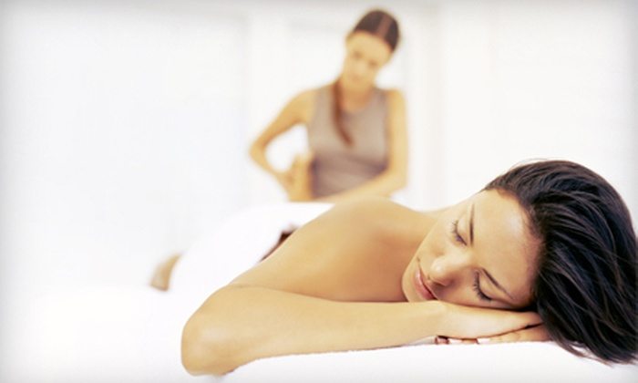 Parakletos Wellness - Lincoln Square Shopping Center: Spa Session with Body Wraps, Facials, and Foot Reflexology for One or Two at Parakletos Wellness (Up to 60% Off)