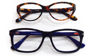 Eye Exam With Glasses Credit Cohen S Fashion Optical
