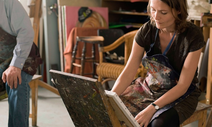 Conni Gordon ARTS Foundation, Inc. - Upper East Side: Private Painting Lesson or a Painting Party for 10 or More at Conni Gordon Arts Foundation, Inc. (Up to 87% Off)