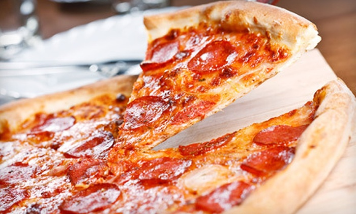 Buona Pizza - Grantham: Two One-Topping Pizzas or $10 for $20 Worth of Pizzeria Fare at Buona Pizza (Up to 51% Off)