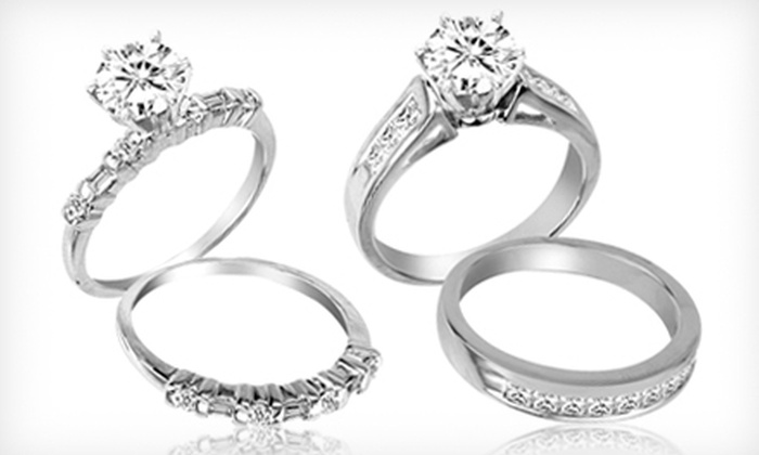 Elyse Fine Jewelers - Reading: Fine Jewelry or Engagement Rings at Elyse Fine Jewelers (Half Off). Six Options Available.
